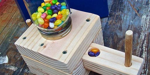 Make a Lolly Dispenser