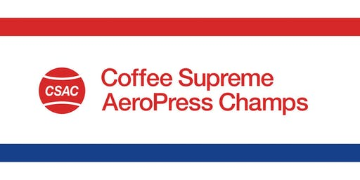 AU AeroPress Nationals: Compete in the Coffee Supreme AeroPress Grand Slam