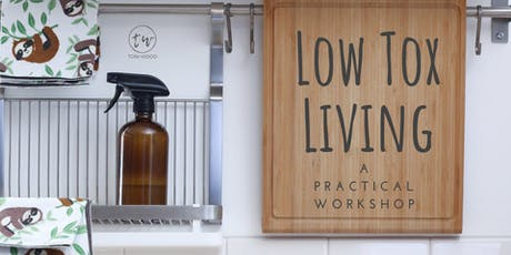 Low Tox Living - an Introduction to Essential Oils tickets
