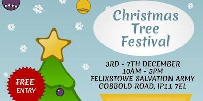 Charity Christmas Tree Festival