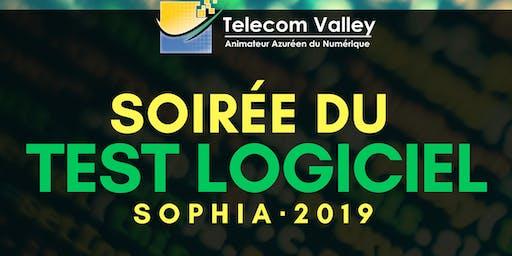 Soirée du Test Logiciel Sophia 2019 - TELECOM VALLEY
