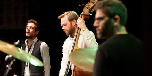 Espai Jazz/ Gabriel Amargant Trio