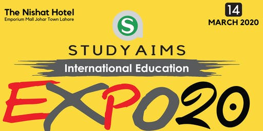 Study Aims International Education Expo 2020