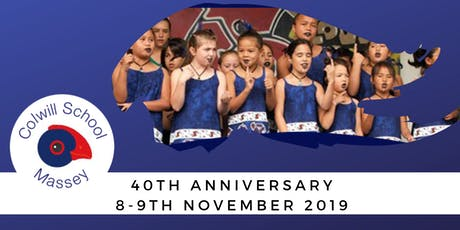 Colwill School Massey 40th Anniversary tickets
