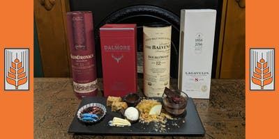 Dessert and Whisky Matching