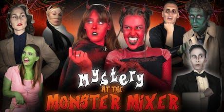 Immersive Monster Mystery Dinner tickets