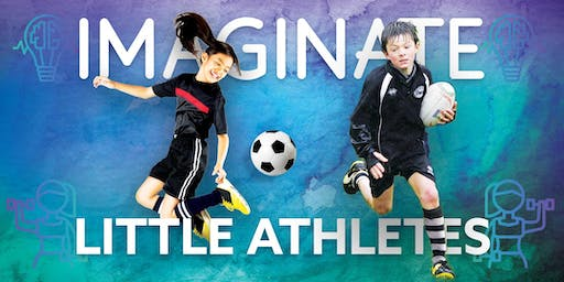 Imaginate - Little Athletes - Blacktown