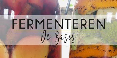 Fermenteren - De basis