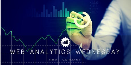 Web Analytics Wednesday NRW in DUS 25.9.2019 Tickets