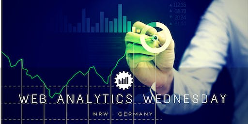 Web Analytics Wednesday NRW in DUS 25.9.2019