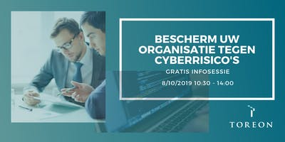 Bescherm uw organisatie tegen cyberrisico\