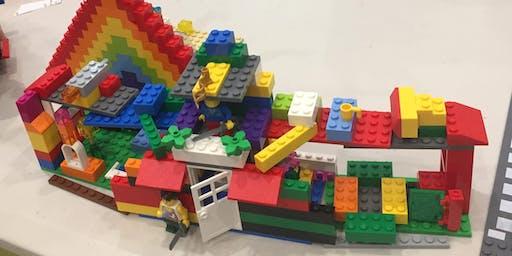 LEGO Marble Maze - October School Holidays - Kids Event