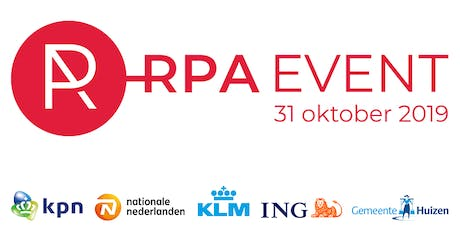RPA Event 2019 tickets