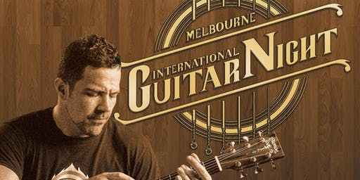 Melbourne International Guitar Night
