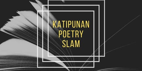 6th Annual Katipunan Poetry Slam tickets