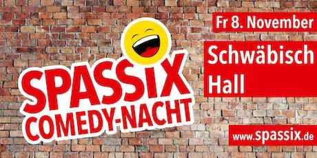 Spassix Schwäbisch Hall Tickets