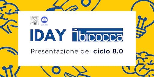 iDay - Presentazione Ciclo 8.0 di iBicocca