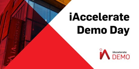 iAccelerate Demo Day 2019 tickets