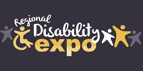 Regional Disability Expo - Toowoomba - Workshop Rm 1 - Breakaway Toowoomba tickets