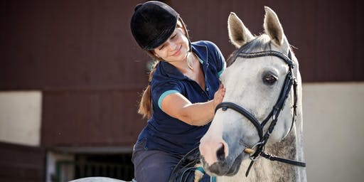 'Ride with Confidence' Evening Talk - Sussex