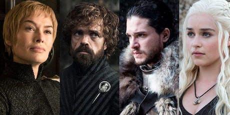 "TRAKK Morning - Le leadership et ""Game of Thrones"" billets"