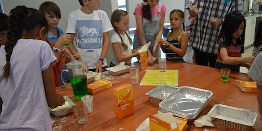 Lava Lamp - October School Holidays - Kids Event