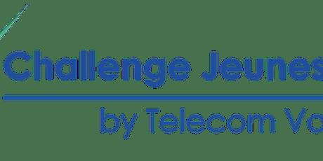 Inscription 18ème édition Challenge Jeunes Pousses billets