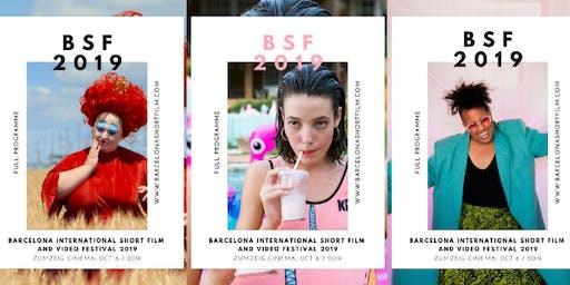 Barcelona International Short Film and Video Festival 2019
