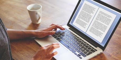 Y11 Prelim HSC English - Mastering Essay Writing for HSC English tickets