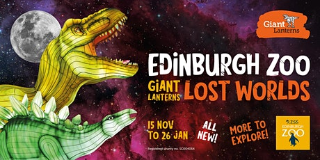 Giant Lanterns - Lost Worlds -26th Jan tickets