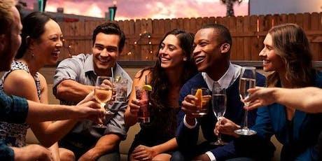 Speed Friending: Meet Ladies & Gents quickly! (25-40)(Happy Hours) SYD tickets