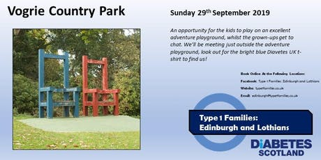 Type 1 Families at Vogrie Country Park tickets