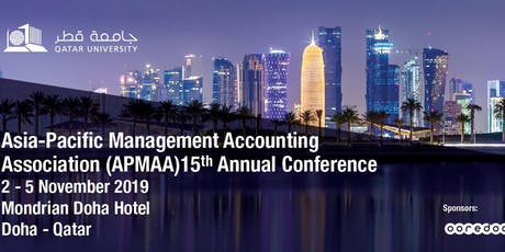APMAA DOHA 2019 Conference tickets