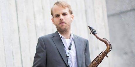 Espai Jazz/ Jeremy Powell entradas