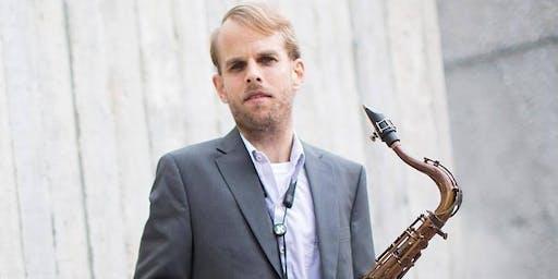 Espai Jazz/ Jeremy Powell
