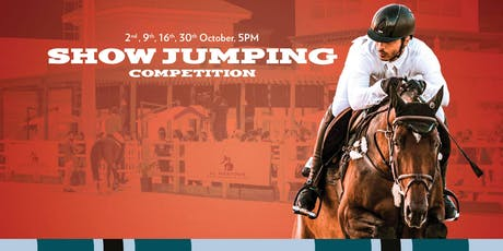 AHPRC Showjumping Competitions - October 2019 tickets