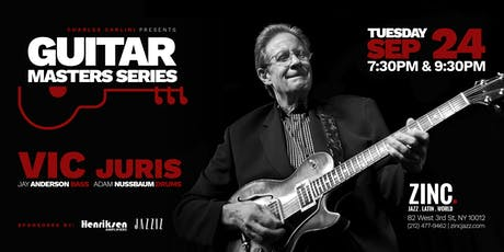 Guitar Masters Series: Vic Juris tickets