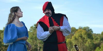 Shakespeare in the Vines - The Merry Wives of the Merchant of Windsor