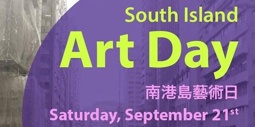 South Island Art Day