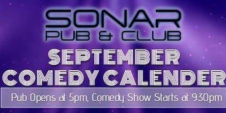 Matt Billon and Susan Thompson!!! Saturday September 14, 2019 - doors 9pm, Show at 9:30pm! tickets