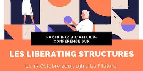 Facilitez vos réunions avec les Liberating Structures ! billets