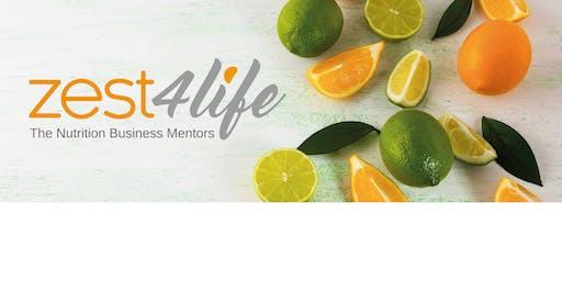 FREE Marketing Workshop for Nutrition/Health Coaches DUBLIN