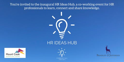HR Ideas Hub - Co-Working Event - Learn | Connect | Share