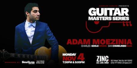 Guitar Masters Series: Adam Moezinia tickets