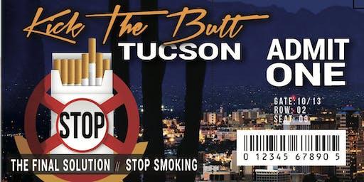 Kick The Butt Tucson- The Final Solution Stop Smoking Seminar