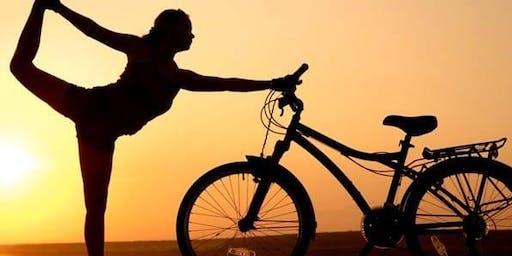 Yoga x Bike