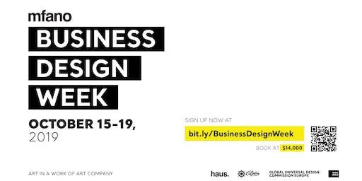 Business Design Week