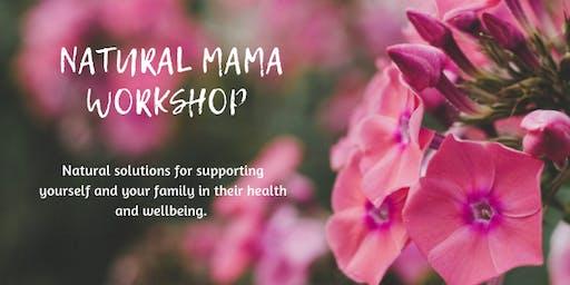 Natural Mama Make and Take
