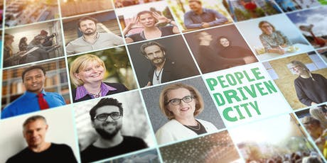 People-Driven City 2019 tickets