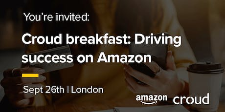Croud breakfast: Driving success on Amazon tickets